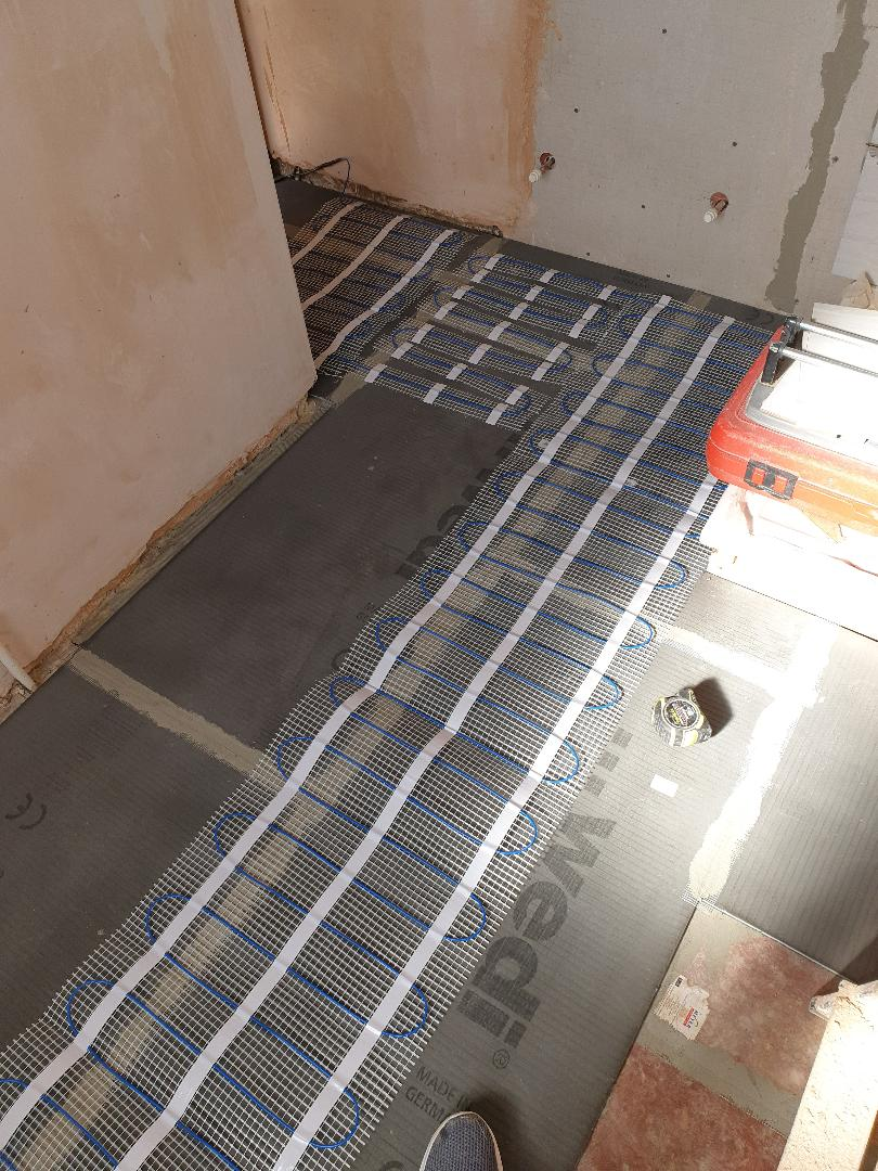 Underfloor Heating Ruislip