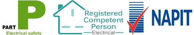 Electrician in Uxbridge industry Logos
